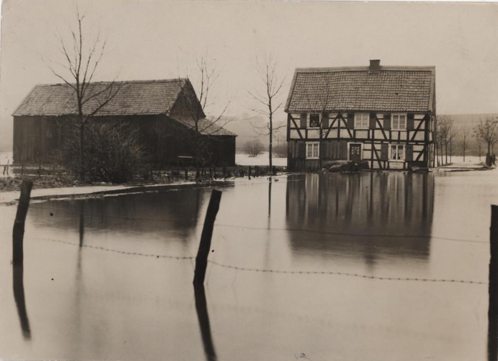 Überschwemmung 1929