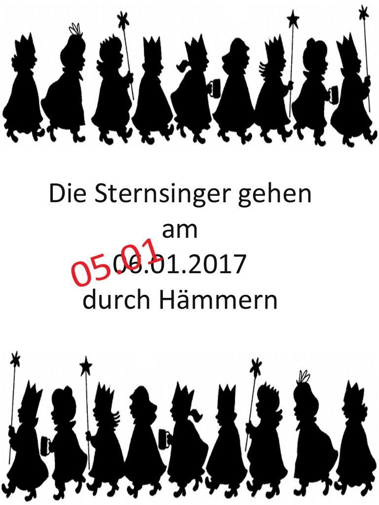 sternsinger-haemmern